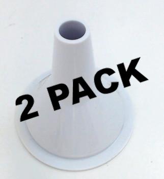 2 Pk, Presto Round-Stick Nozzle For Presto Jerky Gun, 37794