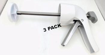 3 Pk, Presto Handle Assembly For Presto Jerky Gun Model 0863101, 85899