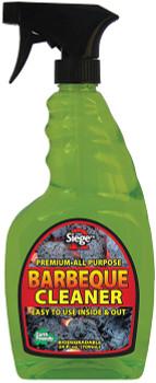 Siege All Purpose BBQ Cleaner, 24 oz, Earth Friendly, 302