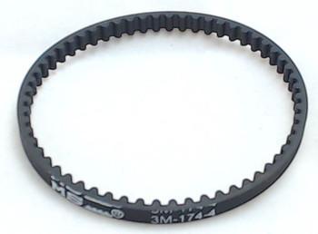 3 Pk, Bissell QuickSteamer Geared Belt, 2035549
