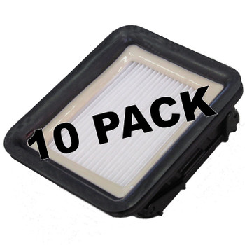 10 Pk, Bissell Filter for Crosswave Multi-Surface Wet Dry Vac, 1608684