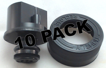 10 Pk, Bissell Cap and Insert for Clean Solution Tank, 2035541