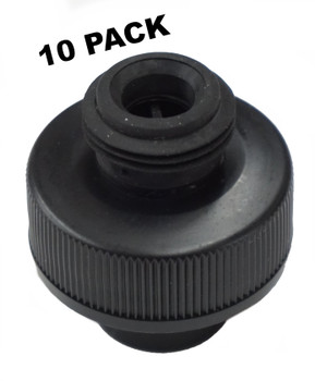 10 Pk, Bissell Water Tank Cap & Insert for Spinwave Hard Floor Spin Mop, 1611571