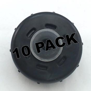 10 Pk, Bissell Spotbot Deep Cleaner Cap & Insert Assembly, 2037477