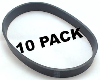 10 Pk, Bissell Deepclean Essential Flat Pump Belt, 1601543