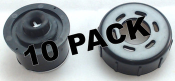 10 Pk, Bissell Flip It Clean Tank Cap with Insert, 2036800, 2036713