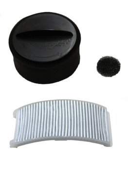 10 Pk, Bissell PowerForce & PowerGroom Style 12 Filter Kit, 2032120