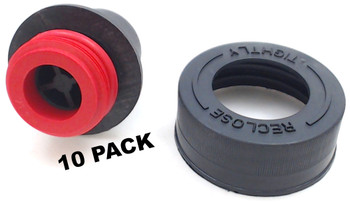 10 Pk, Bissell 2X Pro Heat Cap & Insert for Water Tank, 2036675
