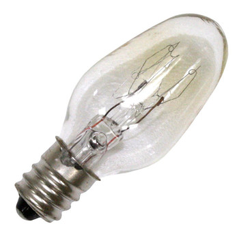 Dryer Light Bulb for General Electric, AP5956400, PS10063224, WE05X20431