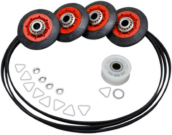 """2 Pk, Clothes Dryer 27"""" Maintenace Kit for Whirlpool, Sears, AP3109602, 4392067"""
