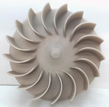 2 Pk, Dryer Blower Wheel for Whirlpool, Sears, AP6010615, PS384214, 696426