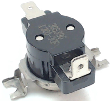 2 Pk, Dryer High Limit Thermostat L200 for Maytag, AP4036890, PS2029367, 303396