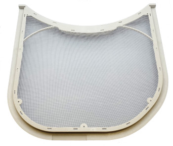 2 Pk, Dryer Lint Screen, for LG Brand, AP4440606, PS3527578, 5231EL1003B