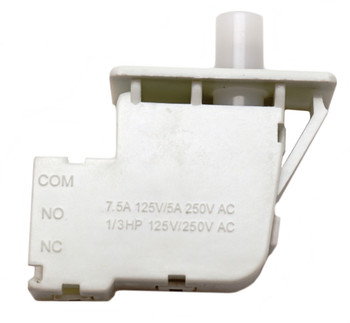 2 Pk, Dryer Door Switch for LG, AP4441527, PS3529308, 6601EL3001A