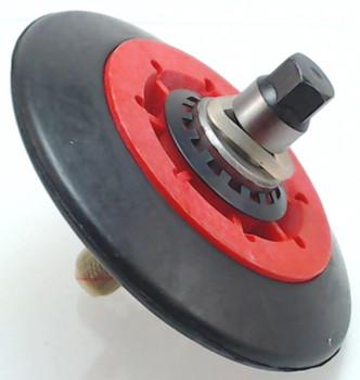 2 Pk, Dryer Drum Roller Assembly for LG, AP5688895, PS8260240, 4581EL2002C