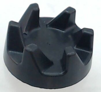 Blender Rubber Coupler Clutch for KitchenAid, AP2930430, PS401661, 9704230