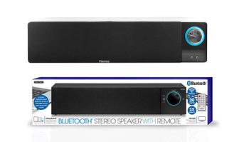 Sentry Bluetooth Surround Stereo Sound Bar with Remote, SPBAR