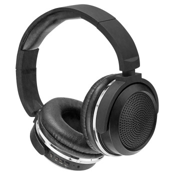 Sentry Pro Series, Rechargeable, Headphones with In-Line Microphone, BT600
