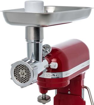 2 Pk, Jupiter Metal Food Grinder Attachment for KitchenAid Stand Mixers, 478100