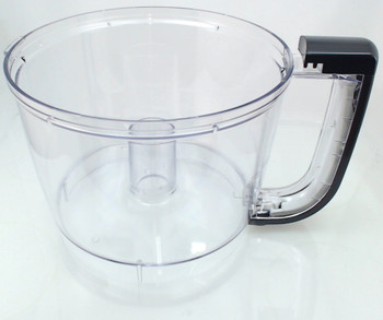 2 Pk, Food Processor Black Bowl for KitchenAid, KFP79WBOB AP4325352, 8212044