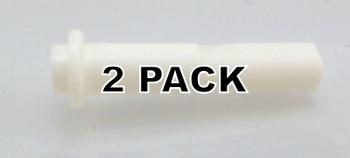 2 Pk, Food Processor Shaft Sleeve for KitchenAid KFP600 AP3132045, WP4176313