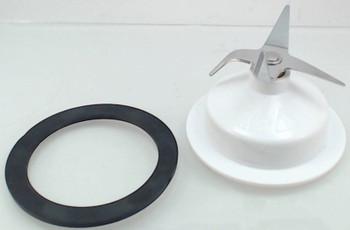 2 Pk, Blender Cutting Blade Assembly for KitchenAid, AP6013699, 9704291, KSBGCB