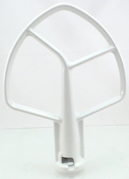 2 Pk, Stand Mixer 5 QT Coated  Beater for KitchenAid, K5AB, W10807813, 9707670