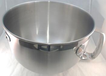 2 Pk, KitchenAid Stand Mixer 6QT S.S. Bowl, AP4507763, PS2377036, W10245586