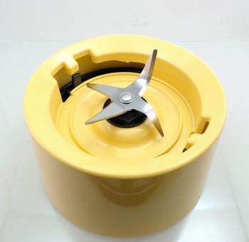 2 Pk, Blender Collar with blades, Yellow, for KitchenAid , AP4509834, W10279520