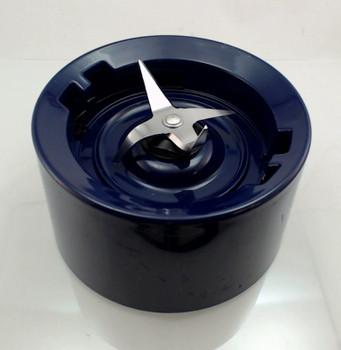 2 Pk, Blue Blender Collar with blades for KitchenAid, AP6018476, W10279522