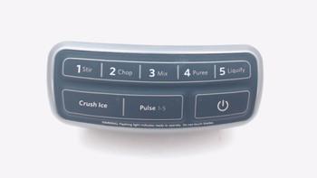 2 Pk, Blender Control Assembly for KitchenAid , AP6022521, PS11755854, W10514168