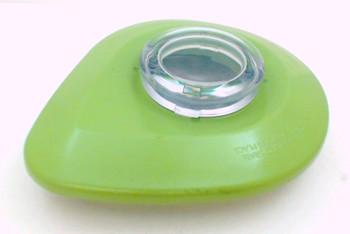 2 Pk, Blender Lid Assembly, Green Apple, for KitchenAid, WPW10378270