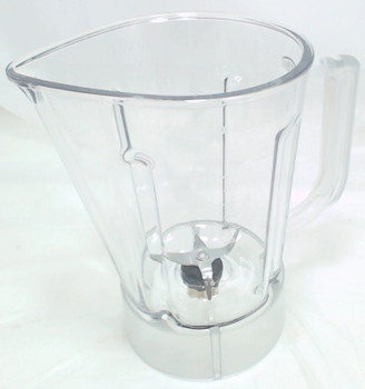 2 Pk, KitchenAid Plastic Blender Jar Assembly, AP5645058, PS4082880, W10503762