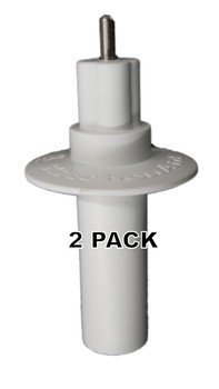 2 Pk, 7-Cup Food Processor Adapter for KitchenAid, AP5806263, W10674953