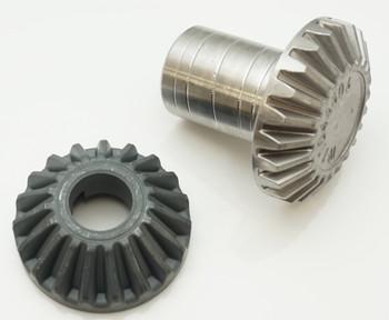 2 Pk, Beveled Gears Set for KitchenAid Stand Mixer, AP6286924, W11192795,9703337
