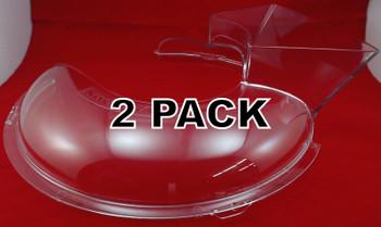 2 Pk, Stand Mixer 6 QT Pour Shield, KN256PS, for KitchenAid , W10617049
