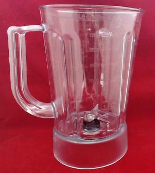 2 Pk, KitchenAid Plastic Blender Jar Asmbly 56 Oz, AP6022525, WPW10514649
