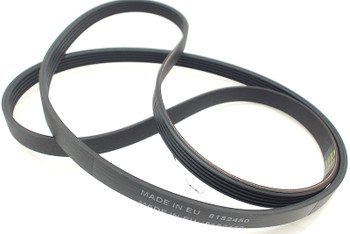 2 Pk, Washer Drive Belt for Whirlpool, Sears, AP3777459, PS972085, 8182450