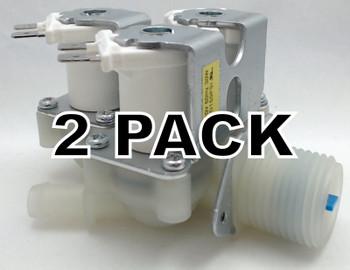 2 Pk, Washing Machine Water Valve for Samsung, AP4211934, DC62-00142G