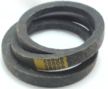 2 Pk, Washer Belt for Amana, Speed Queen, Magic Chef, AP4035955, 28808
