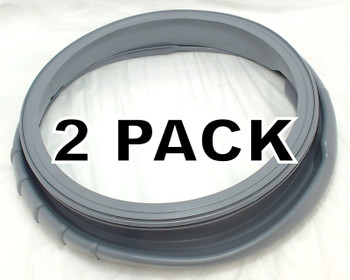 2 Pk, Front Load Washer Boot for Bosch, AP4398510, PS8734171, 00680768
