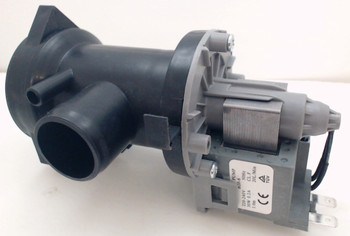 2 Pk, Washer Drain Pump & Motor for General Electric AP2046377, WH23X10011