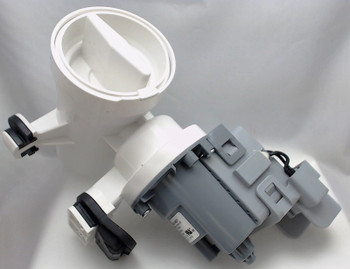2 Pk, Washer Motor & Pump for Whirlpool, Sears, AP6023956, WPW10730972