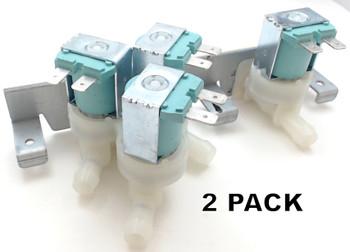 2 Pk, Washing Machine Water Valve for Samsung, AP5325836, DC97-15459D