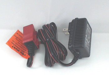 2 Pk, Fisher Price Power Wheels 6 V Red Battery Charger, 00801-1779