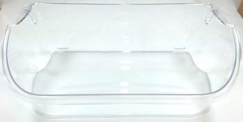 2 Pk, Refrigerator Gallon Door Bin, Clear, for Frigidaire, AP2549958, 240356402