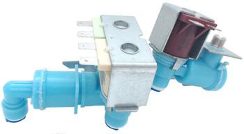2 Pk, Refrigerator Triple Water Valve for Frigidaire, AP5671757, 242252702
