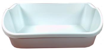 2 Pk, Refrigerator Gallon Door Bin, White for Frigidaire, AP2116036, 240356401