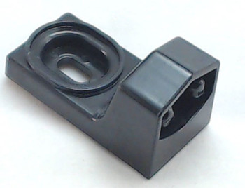 2 Pk, Refrigerator Handle End Cap for Whirlpool, Sears, 2183140