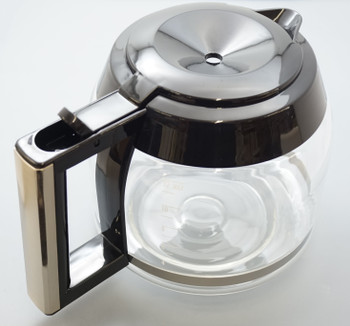 DeLonghi Replacement 12 Cup Glass Carafe Assembly, DCF2212T, SX1037